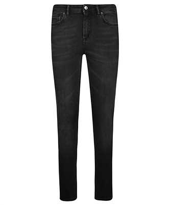 Acne Climb Used Blk Jeans