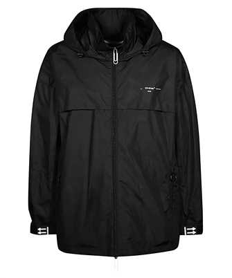 Off-White OMEB014R20G45021 WINDBREAKER Giacca