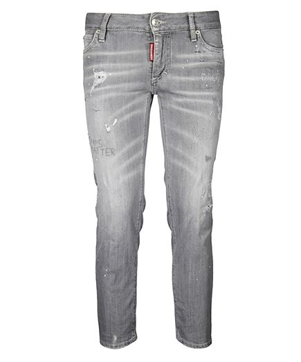 Dsquared2 S75LB0063 S30260 SUPER SKINNY CROPPED Jeans