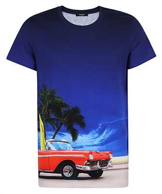 Balmain VH1EF000G003 PRINTED T-shirt