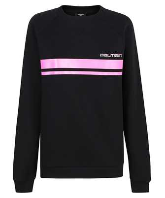 Balmain WF2JQ000B099 PRINTED LOGO Sweatshirt