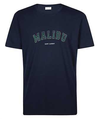 Saint Laurent 603280 YBPX2 MALIBU T-Shirt