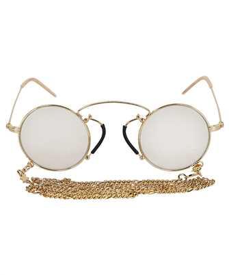 Gucci 663787 I3330 PINCE-NEZ ROUND-FRAME Sunglasses