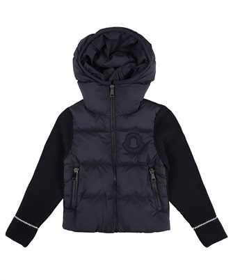 Moncler 9B508.10 A9627## TRICOT Boy's cardigan