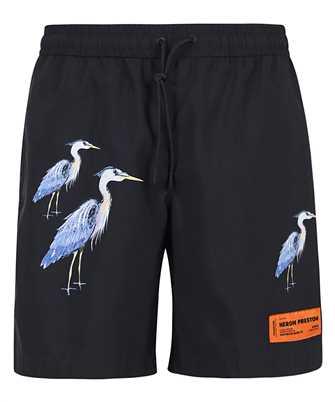 Heron Preston HMFA005R21FAB001 Swim shorts