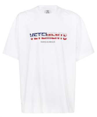 Vetements UA52TR290A U.S. LOGO T-shirt