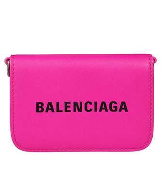 Balenciaga 618145 1I353 CASH MINI Wallet