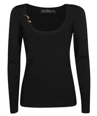 Versace A85864 A233105 SAFETY PIN Knit