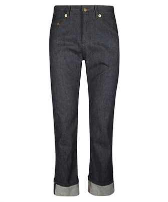 Neil Barrett BDE300C P802C SKINNY TUBE Jeans