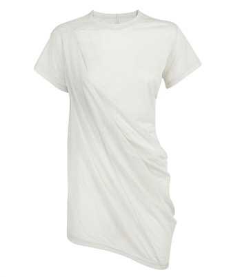 Rick Owens RP21S3205UC DRAPE-DETAIL T-Shirt