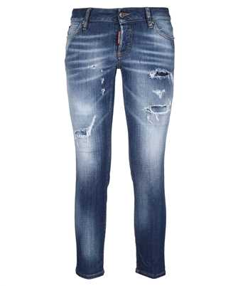 Dsquared2 S72LB0391 S30342 JENNIFER CROPPED Jeans