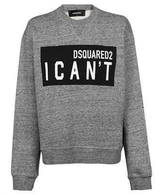 Dsquared2 S75GU0377 S25477 I CAN'T COOL Sweatshirt