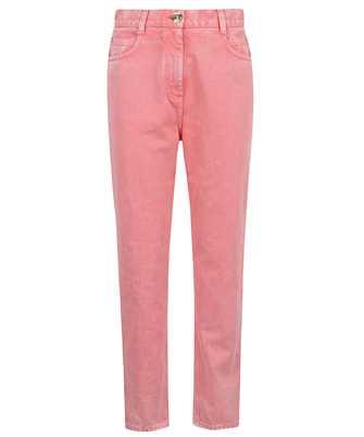 Balmain VF15700D090 BOYFRIEND Jeans