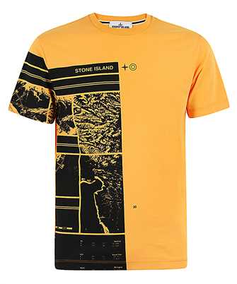 Stone Island 2NS87 MURAL PART 3 T-Shirt
