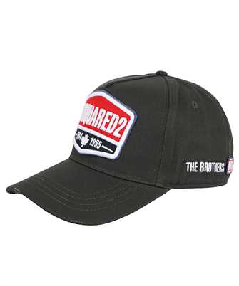 Dsquared2 BCM0440 05C00001 THE BROTHERS UNION BASEBALL Cap