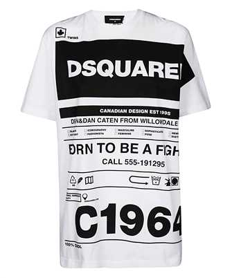 Dsquared2 S75GD0072 S22427 T-shirt