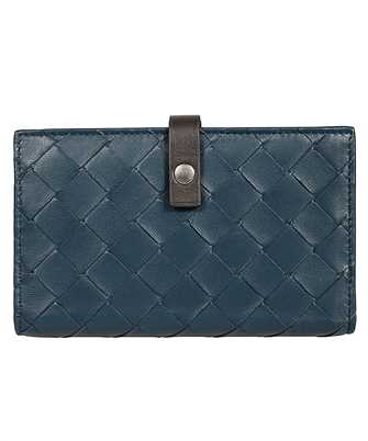 Bottega Veneta 591686 VO0BM FRENCH Wallet