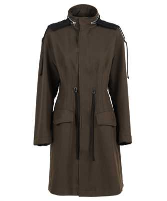 Bottega Veneta 648239 V0O10 CROCHET HOOD Coat