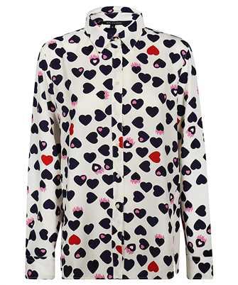 Armani Exchange 6HYC07 YNP5Z PATTERNED Shirt