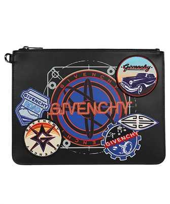 Givenchy BK600JK13E LARGE ZIPPED Document case
