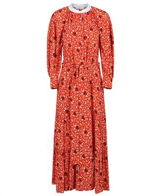 Chloé CHC21SRO02331 C FLOWER PRINT LONG Dress