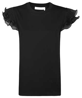 See By Chloè CHS20AJH45081 RUFFLE TRIM Top