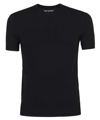Neil Barrett PBMA1063E Q600 TRAVEL TECNO KNIT T-shirt