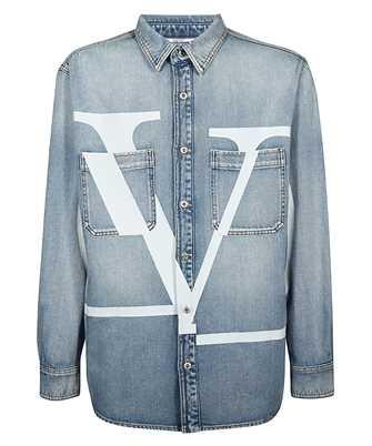 Valentino TV3DB00G61E VLOGO Shirt