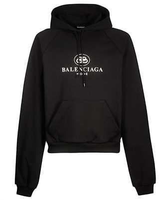 Balenciaga 571194 TFV75 NEW BB MODE Hoodie