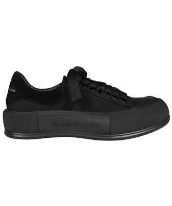 Alexander McQueen 654593 W4MV7 DECK LACE UP PLIMSOLL Sneakers