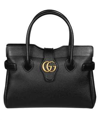 Gucci 658442 1U10T MEDIUM TOP HANDLE DOUBLE G Borsa