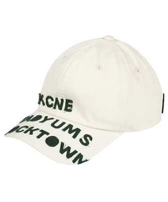 Acne FA-UX-HATS000086 POPLIN BASEBALL Cap