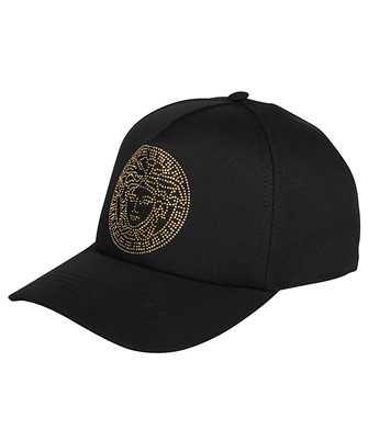 Versace ICAP004 A236101 MEDUSA STUDDED Cappello