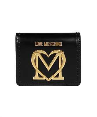 LOVE MOSCHINO JC5635PP0CKK LOGO Wallet