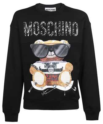 Moschino V 1702 5227 MIXED TEDDY BEAR Sweatshirt