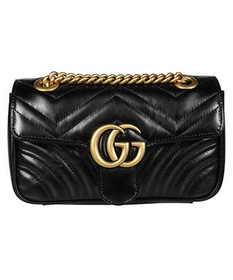 Gucci 446744 DTDIT GG MARMONT MINI Bag