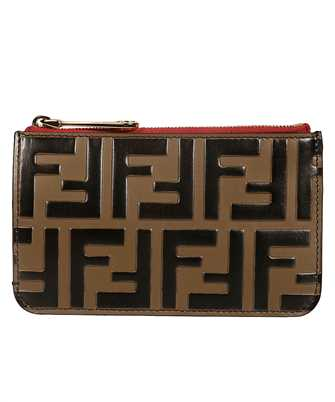 Fendi 8AP151 A6CB KEY RING Bag
