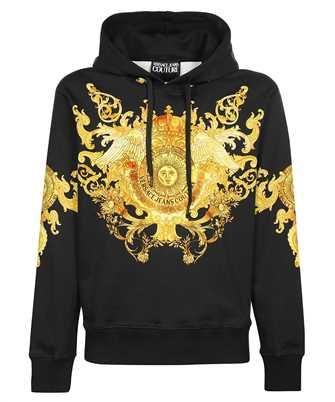 Versace Jeans Couture B7GWA7F7 S0276 BAROQUE Kapuzen-Sweatshirt