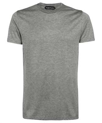 Tom Ford BY278 TFJ209 VISCOSE BLEND JERSEY CREW NECK T-shirt