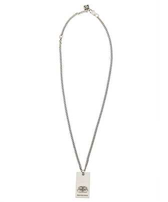 Balenciaga 593537 TZ99I BB Necklace