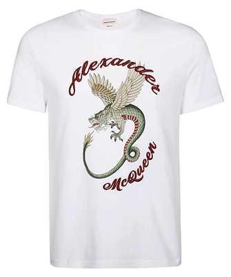 Alexander McQueen 609578 QOZ92 T-shirt