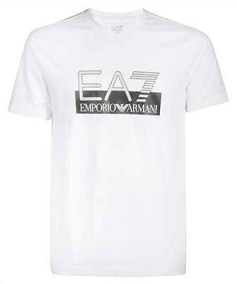 EA7 6GPT57 PJ03Z LARGE LOGO PRINT T-shirt