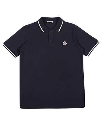Moncler 8A704.20 8496W# Boy's polo
