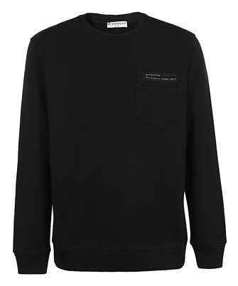 Givenchy BMJ065305B LOGO PATCH POCKET Sweatshirt