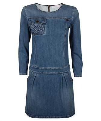 See By Chloè CHS21SDR02150 SIGNATURE DENIM Dress