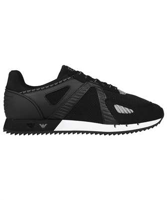EA7 X8X076 XK187 UNISEX WOVEN Sneakers