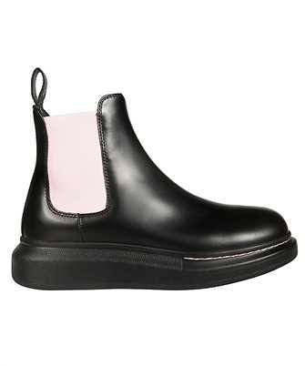 Alexander McQueen 586398 WHX52 HYBRID CHELSEA Boots