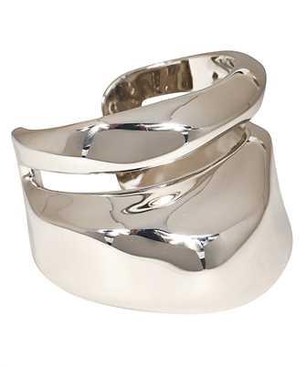 Alexander McQueen 640487 J160Y SCULPTURAL Armband
