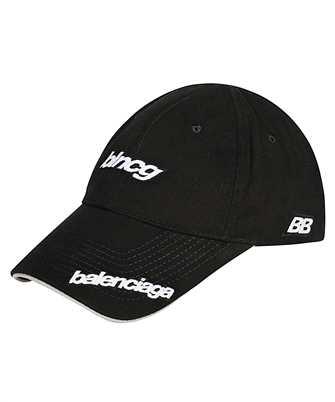 Balenciaga 640650 410B2 BIKER Cap
