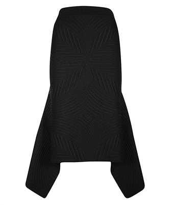 Alexander McQueen 641897 Q1ARO QUILTED KNIT Skirt